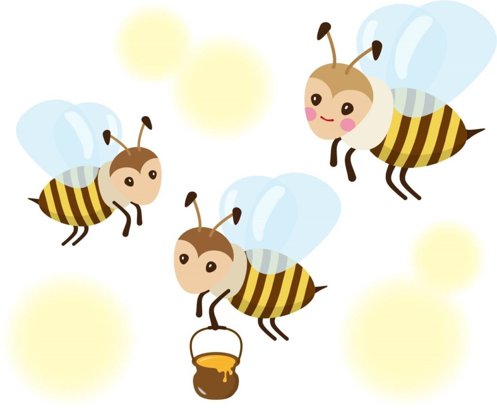 ミツバチは害虫?ミツバチの生態を知ろう