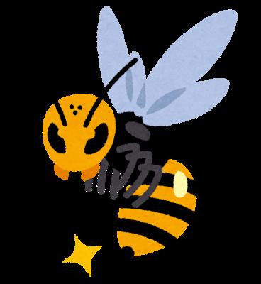 蜂に刺されたら?刺されないためには、蜂の生態や習性を知ろう!