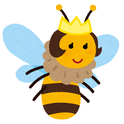 春になると起こる?ハチの分蜂ってなに?