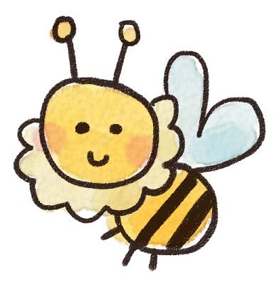 ミツバチはかわいい?実は知らないミツバチの生態